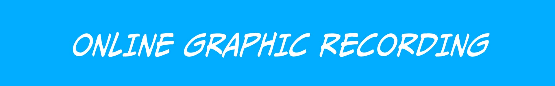 Banner Online Graphic Recording